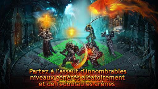 Code Triche World of Dungeons: Crawler RPG APK MOD (Astuce) screenshots 1