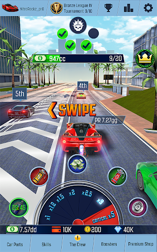 Idle Racing GO: Clicker Tycoon & Tap Race Manager 1.27.2 screenshots 1