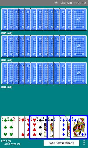 Hearts 1.401 screenshots 2