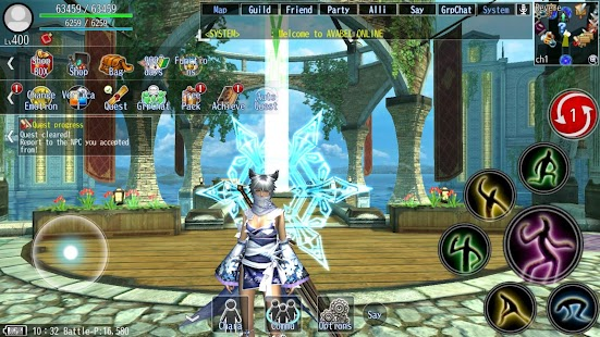 AVABEL ONLINE [Action MMORPG] Screenshot