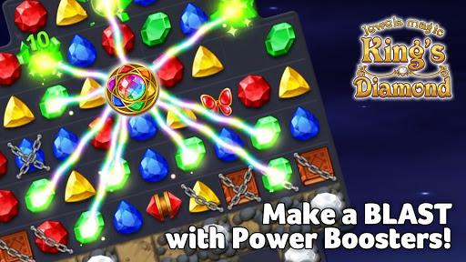 Jewels Magic : Kingu2019s Diamond 21.0621.09 screenshots 2