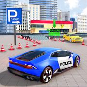 Police Car Parking Game: Free Car Games 2021