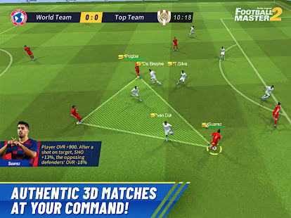 Football Master 2 - Soccer Star 1.4.112 Screenshots 15
