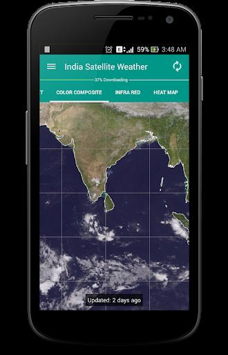India Satellite Weather 5.0.6 Screenshots 1