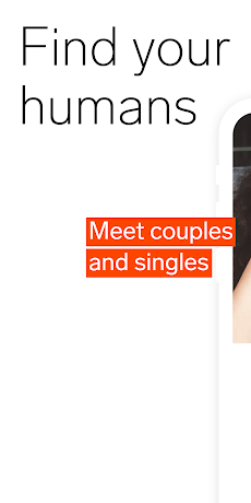 Feeld: Dating & Online Chat For Couples & Singlesのおすすめ画像1