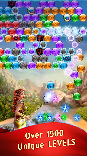 Lost Bubble - Bubble Shooter 2.95 screenshots 1