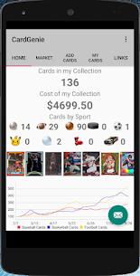 CardGeniePro – Sports Cards Apk 3