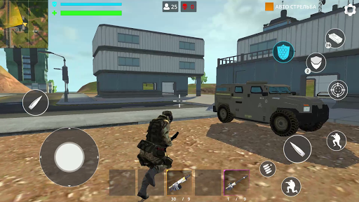 Battle Royale Fire Force Free: Online & Offline 2.2.9 screenshots 8
