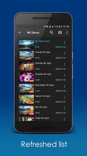 Video Player HD  Screenshots 4