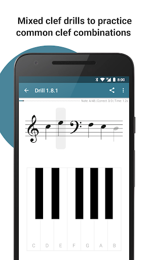 Complete Music Reading Trainer 1.2.3-60 (116060) Screenshots 6