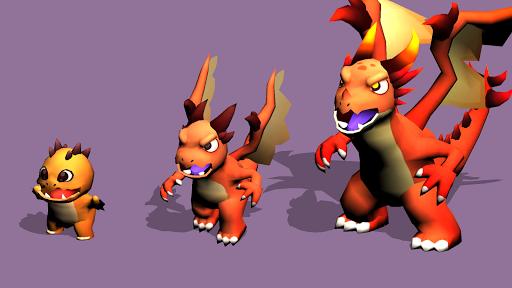 Merge Monster Evolution:  Summon & Merge RPG 1.0.16 screenshots 6