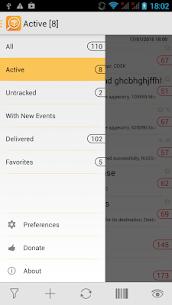 TrackChecker Mobile MOD APK 3
