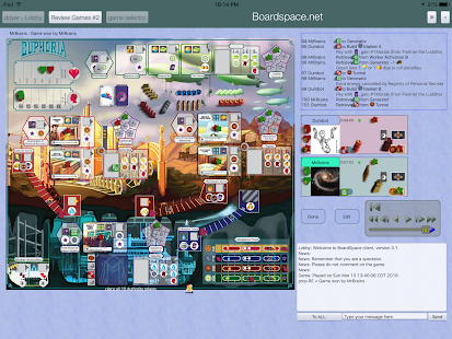 Boardspace.net screenshots 10