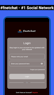 Fnetchat Premium Social Network v2.0 [Paid] 1