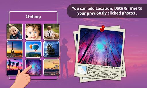 GPS Camera: Photo With Location 1.25 Screenshots 9