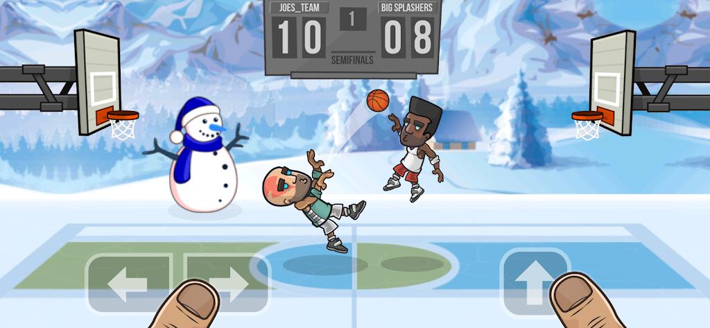 Basketball Battle poster 14