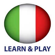Learn and play. Italian words - vocabulary & games