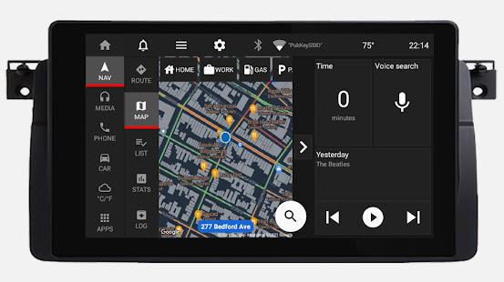 Car Penguin: Head Unit Launcher & Navigation 1.8 Screenshots 18