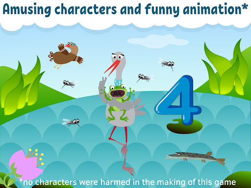 Learning numbers and counting for kids 2.3.1 Pc-softi 10