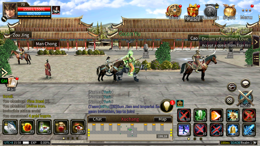 Kingdom Heroes M  screenshots 13