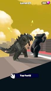 Kaiju Run Mod Apk 0.6.0 (Free Shopping) 3