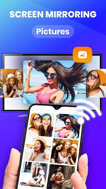 Screen Mirroring - Smart View & Wireless Display screenshot 2