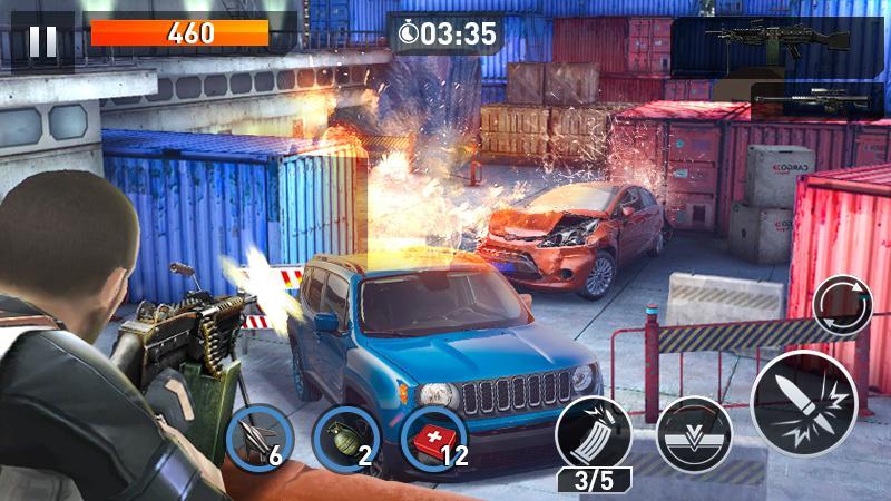 Elite Killer: SWAT  poster 4