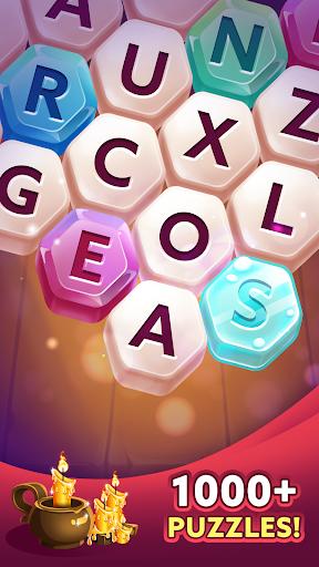 Hidden Wordz - Word Game  Paidproapk.com 1