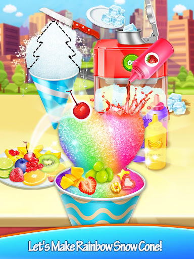Carnival Fair Food - Crazy Yummy Foods Galaxy  screenshots 7