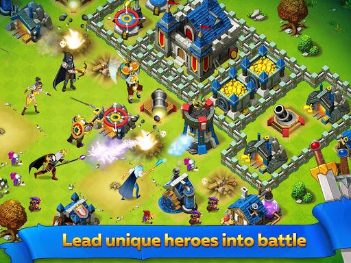 Might and Glory: Kingdom War 1.1.8 screenshots 10