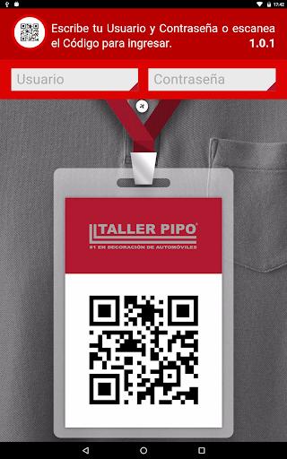 Taller Pipo Control de Taller  screenshots 5