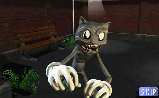 Code Triche Four Nights Cartoon Cat 3 Shanghai Escape (Astuce) APK MOD screenshots 1