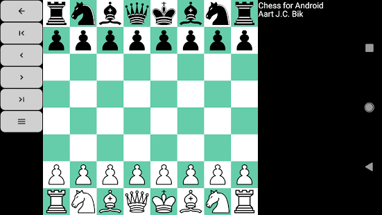 Chess for Android screenshots 10