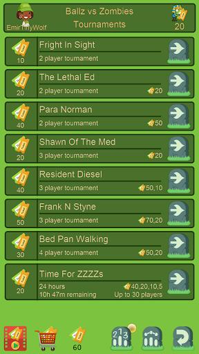 Ballz vs Zombies, zap a zombie  screenshots 4
