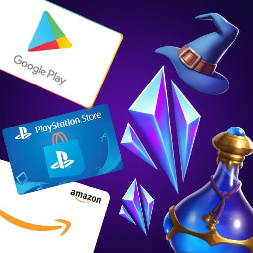 Mana   Rewards for Gaming