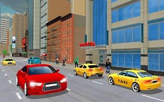 Taxi Sim 2020: 3d Car Driving Game