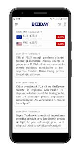 Biziday - u0218tiri verificate 2.0.34 Screenshots 3