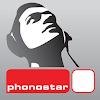 phonostar Radio-App,  Recorder und Podcasts