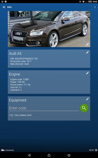 OBDeleven car diagnostics 0.30.0 Screenshots 16