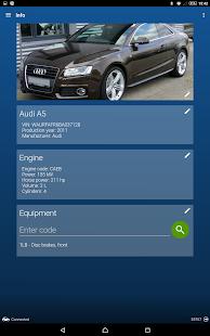 OBDeleven car diagnostics screenshots 23