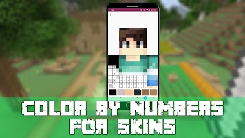 Mc.pix : Color By Number   Skin Coloring Book