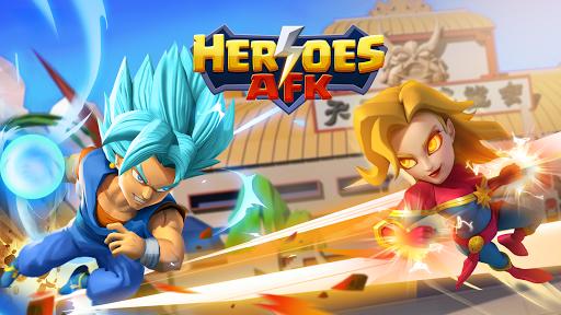 AFK Heroes: Idle Arena - Peak Battle 1.0.0 screenshots 1