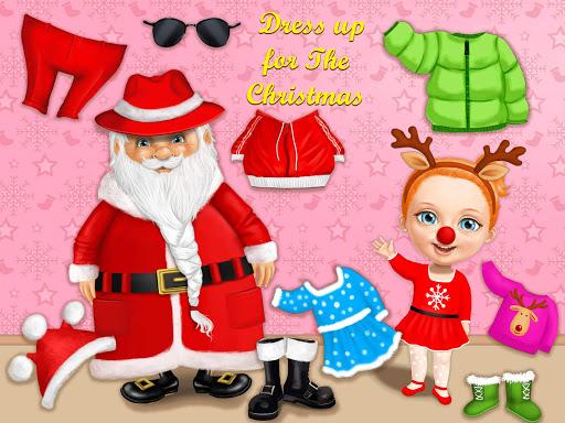 Sweet Baby Girl Christmas 2 5.0.12023 screenshots 13