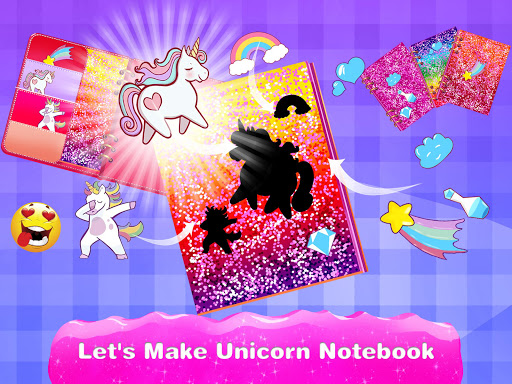Carnival Unicorn School Supplies - Trendy Carnival  screenshots 4