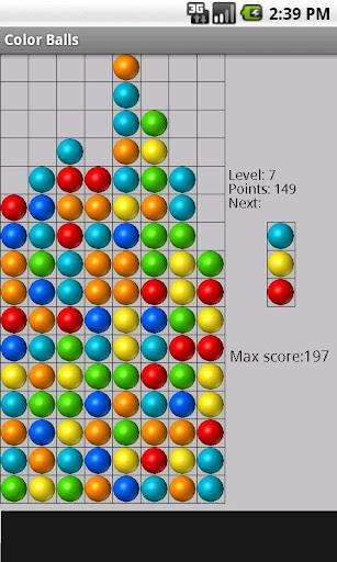 Color Balls https screenshots 1