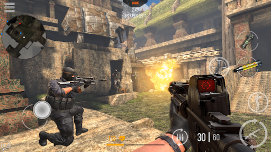 Modern Strike Online MOD APK 1.46.0 (Unlimited Ammo) 11