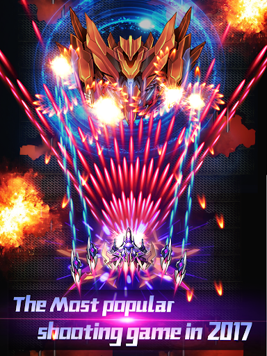 Thunder Assault: Raiden Striker apkdebit screenshots 12