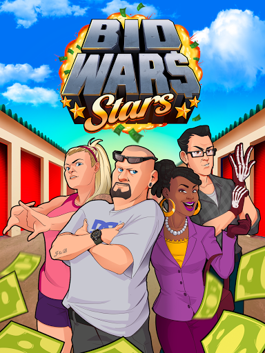 Bid Wars Stars - Multiplayer Auction Battles apkslow screenshots 17