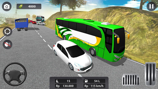 Bus Parking Games 21 ud83dude8c Modern Bus Game Simulator  Screenshots 2