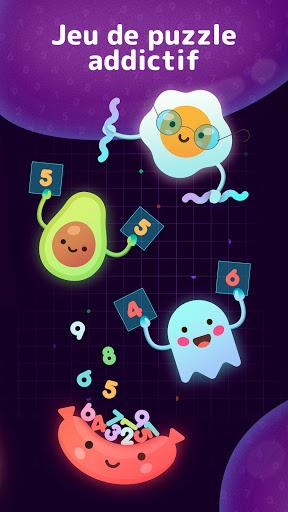 Numberzilla - Puzzle de Nombres | Number Game APK MOD – Pièces Illimitées (Astuce) screenshots hack proof 2